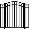 Jerith Aluminum Accent Gate Modified 200
